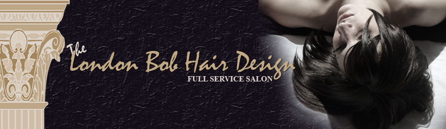 The London Bob Hair Design, Full Service Salon
