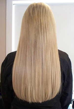 The london bob hair design alexandria va hair makeovers marlene gently applied great lengths 100 human hair to jennys strands without damaging her own hair jennys natural hair has thrived with extensions pmusecretfo Image collections