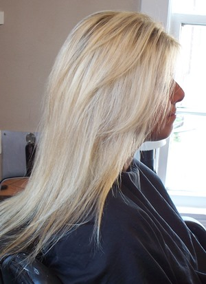 The london bob hair design alexandria va hair makeovers jenny wanted longer thicker hair a few years ago jenny began seeing one of london bobs great lengths certified extension artists marlene ventura pmusecretfo Image collections